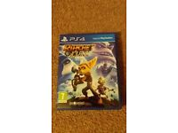 PS4 game Ratchet and Clank