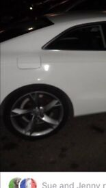 19inch alloys off an audi.