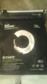 bulk powders unused