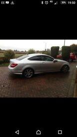 Mercedes Benz c220 amg sport