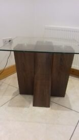 Lovely heavy coffee/lamp table currently in Harveys @ £200
