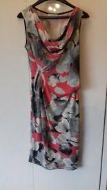 Bastyan Collaborare dress size 10, perfect condition smoke and Pet free