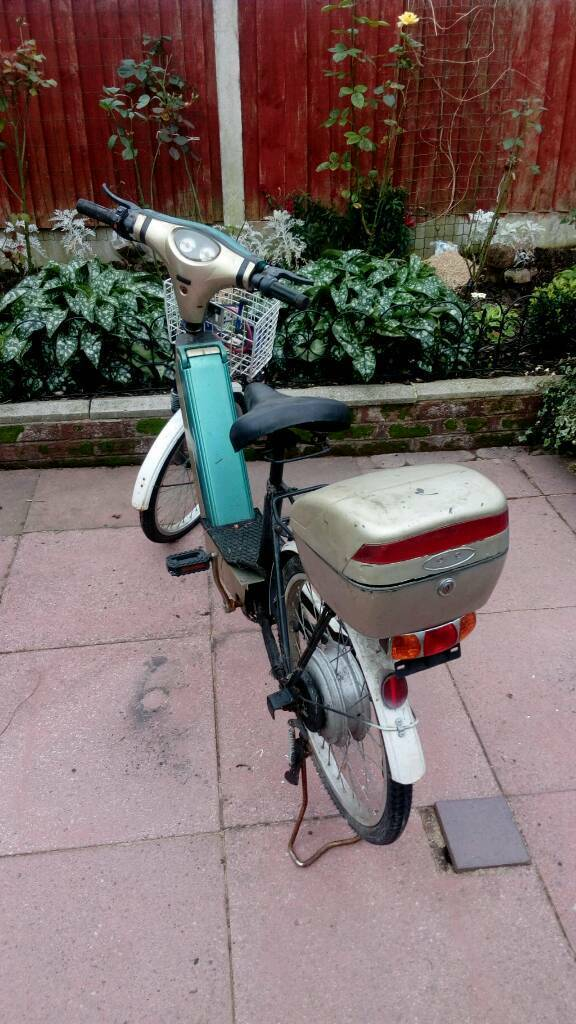 ***Electric bike for swaps ***