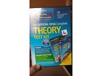 Theory test dvd
