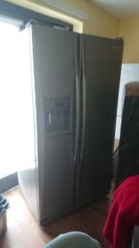 Daewoo American fridge freezer