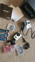 Gopro Gopro hero3+ silver edition $350 obo, never used once!
