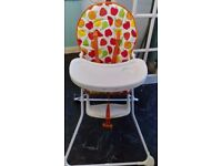 Used Mothercare Highchair