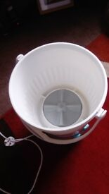 Camping washer brilliant condition electric