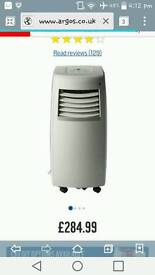 BRAND NEW BOXED CHALLENGE AIR CONDITIONER UNITS RRP £290