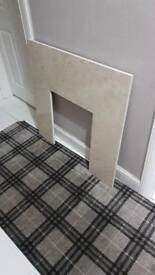 Marble Fireplace insert