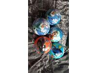 Brand new kids disney footballs