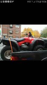 Honda quad rincon 680