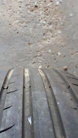 Part worn tyre 205 55R16