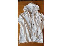 Bench Women's zip up hoodie Size XS Good condition