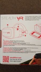 Stealth VR Headset