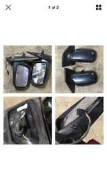 Toyota Yaris wing mirrors