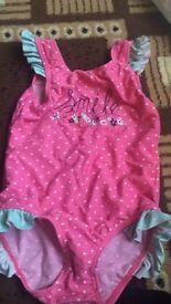 Kids swimming costume