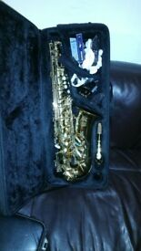 Saxaphone priced to sell
