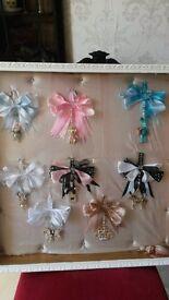 austrian crystal pram charms made to whatever charm andcolours you like. £20 cosham, i can post