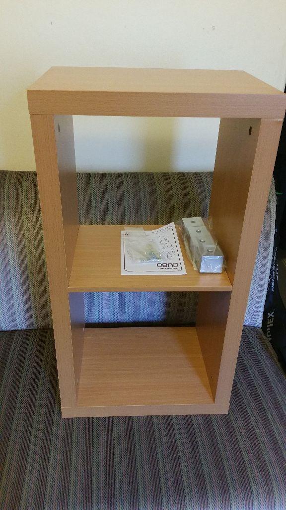 phonix cubo shelves two shelf storage similar to ikea expedit kallax in west end glasgow