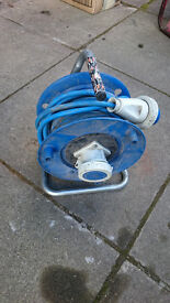 Extension Cable Reel 240v
