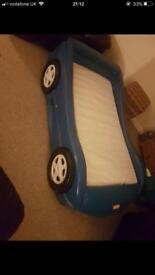 Little tykes car bed swap
