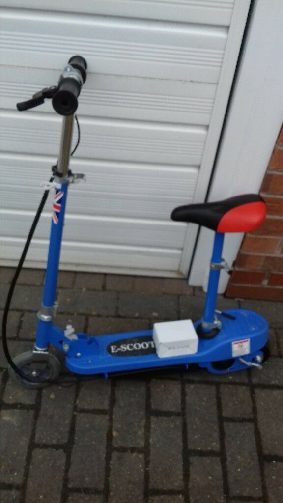 boys and girls electric scooters