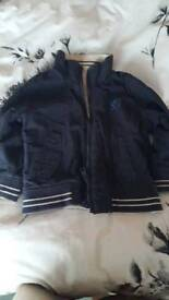 Boys reversable jacket age 9 - 12 months