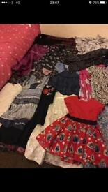 Big Bundle of girls clothes 4-5 years