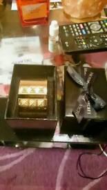 Victoria's Secret diamond clasp bracelet