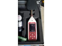 CIRRUS Optimus Green Professional Sound Level Meters