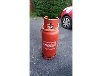 13kg and 19kg calor gas bottle (propane)