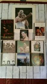 Freddie Mercury memrobelia