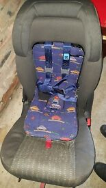 GALAXY, SHARAN, ALHAMBRA REAR SEAT WITH BUILT IN CHILD SEAT