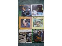 Various Country and The Shadows vinyl LP albums