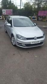 VW Golf 1.6Tdi, 41,300 miles