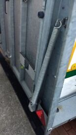 Ifor Williams BV105G Box Trailer For Sale