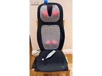 HoMedics Shiatsu 2-in-1 Back and Shoulder Massager