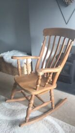 Rocking Chair .....SOLD
