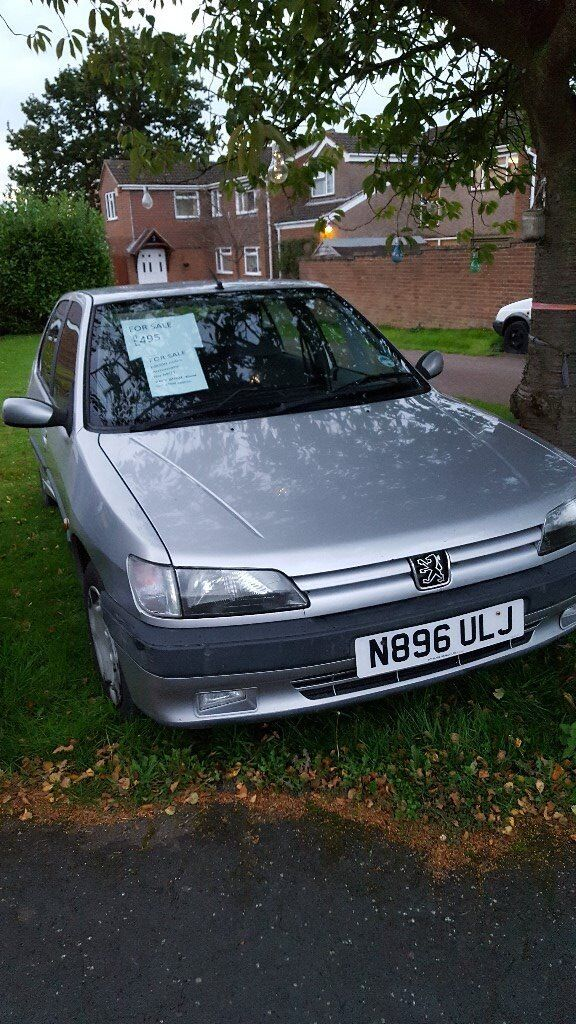 Peugeot 306 xt 1996- spares or repair (although too good not to repair!!)