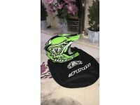 Kids motor bike helmet brand new