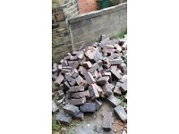 Free bricks in good condition. Clayton