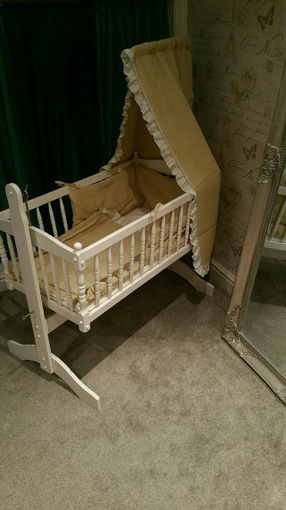 Baby Swinging Crib In Doncaster South Yorkshire Gumtree