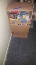Small Shelved Unit for Sale