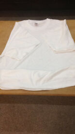 White Tshirts for Sale