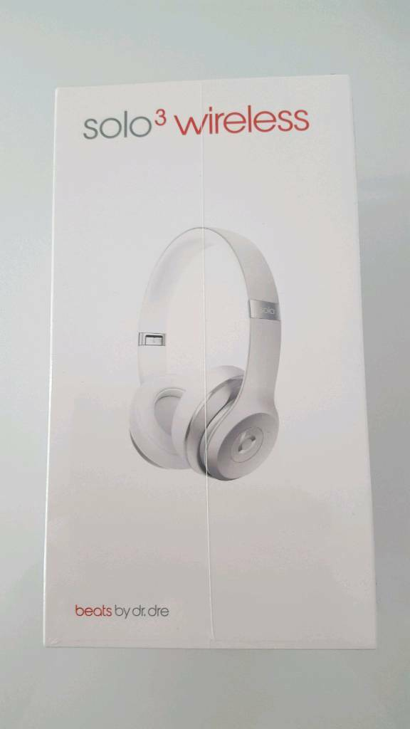 Beats Solo3 Wireless Headphones - BRAND NEW