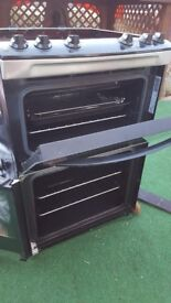 Free standing electric cooker