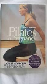 Pilates pregnancy dvd