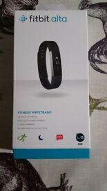 Fitbit Alta Fitness Wristband/Watch