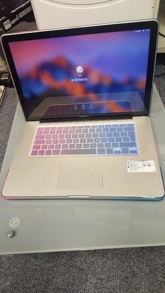 Apple MacBook Pro Early 2011 (128GB SSD) (A1286)(